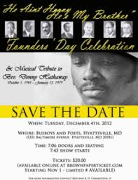 He Ain't Heavy, He's My Brother - Founders' Day Celebration & Musical  Tribute to Donny Hathaway