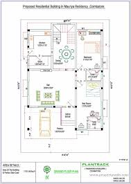 house layout north facing house plan