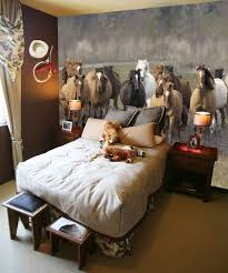 12 Cute Ideas For Decorating A Kid S Horsey Bedroom Wide Open Pets Horse Themed Bedrooms Horse Room Decor Bedroom Themes