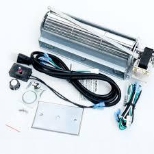 factory fk4 fireplace blower fan kit