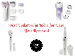 women in india for easy hair removal