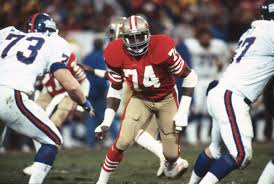 49ers Will Don Helmet Decal To Honor Fred Dean