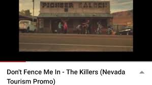 Was Watching A Nevada Tourism Ad Saw A Familiar Saloon In The Intro Fnv
