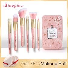 best makeup brushes set soft natural