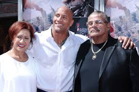 The Rock's father, WWE Hall of Famer Rocky Johnson, dies