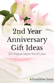 2nd year anniversary gift ideas for him