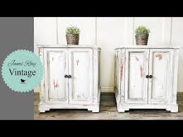 how to paint white furniture you