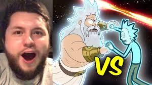 RICK vs ZUES!