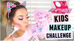 craziest makeup challenges on you