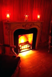fake fireplace logs for reflector with