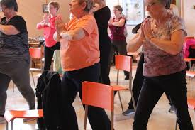 chair yoga a big hit in glace bay