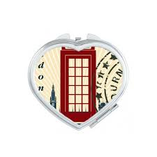 london telephone booth stamp uk country