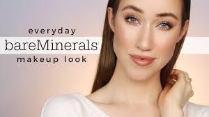 bareminerals one brand makeup tutorial