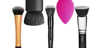 best makeup brushes for foundation