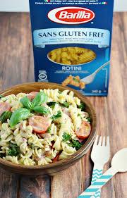 blt gluten free pasta salad family