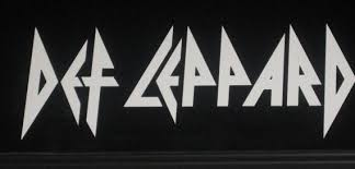 Def Leppard Music Band Vinyl Decal Sticker By Makeminepersonal 4 00 Vinyl Decals Vinyl Decal Stickers Car Stickers