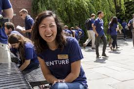 A Conversation with Eileen Lee, Founding Team Member of Venture for  America. | by Columbia Venture Community | Medium