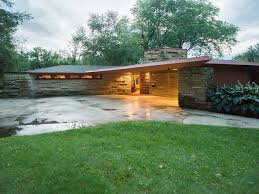 can this frank lloyd wright house