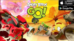 Angry Birds Go! Gameplay FREE APP (IOS/Android) December 2016 By ...