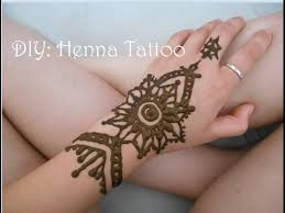 diy henna tattoo for beginners you