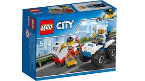 Lego Xe Cảnh Sát - Lắp Lego Cảnh Sát - Lego City 60135 - YouTube