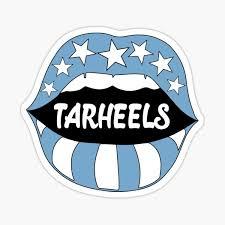 Unc Chapel Hill Stickers Redbubble