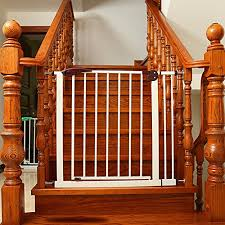Child Safety Gate No Need To Punch Stair Buy Online In Mauritius At Desertcart