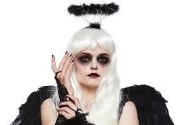 diy dark angel costume for halloween