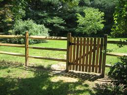 Wood Forrest Fencing