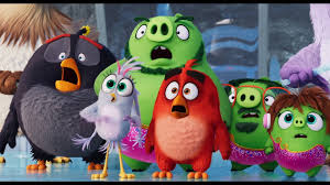 Fusion Superplex - Fun with the cast of Angry Birds 2