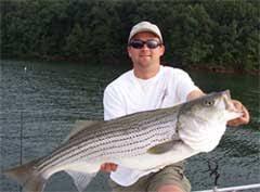 lake lanier fishing guides