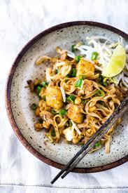 best ever pad thai recipe feasting