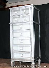 mirrored tall chest hotel royal me