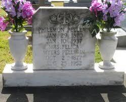 Felicia Myers Pellerin (1877-1952) - Find A Grave Memorial