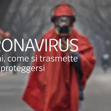 Contagio del Coronavirus proteggiamoci