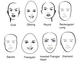 makeup for diffe face shapes