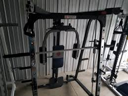 Marcy Smith Machine Home Gym Setup - $595 (Belleville, Michigan) | Sports  Goods For Sale | Toledo, OH | Shoppok