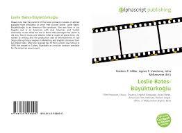 Leslie Bates-Büyüktürkoğlu, 978-613-5-55800-5, 6135558005 ,9786135558005
