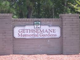 gethsemane memorial gardens in