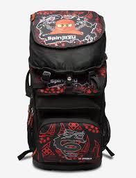 Maxi School Bag (Ninjago® Team Ninja) (54.98 €) - Lego Bags ...