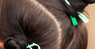 how to check for head lice sklice