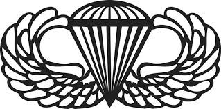 Army Airborne Wings Clipart Free Clipart Airborne Tattoos Army Tattoos Vinyl Decals
