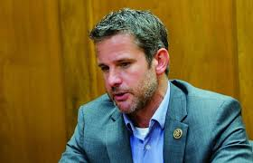 Rep. Adam Kinzinger discusses taxes, infrastructure at Grundy County  roundtable   Northwest Herald