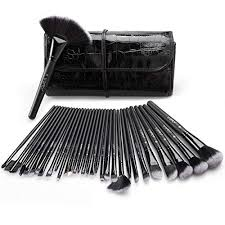 complete makeup brush set amazon com