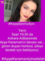 AyseKaramanİcinAdalet on Twitter: