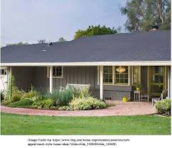 exterior paint schemes for ranch homes