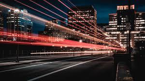 ottawa canada night traffic cities hd