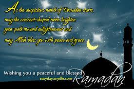 ramadan mubarak ramadan quotes messages and ramadan wishes easyday