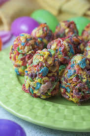 fruity pebble easter eggs wishes and