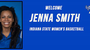 Jenna Smith Named Indiana State Women's Basketball Assistant Coach -  Indiana State University Athletics